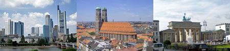 Seminare in Frankfurt, München und Berlin