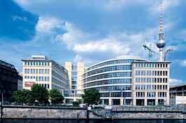 SpreePalais am Berliner Dom, unweit vom Hackeschen Markt