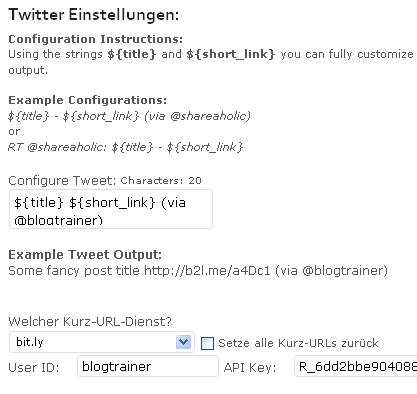 tweet-config