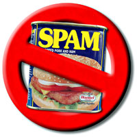No-Spam Logo: Flickr/Hegarty David