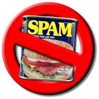 No-Spam Logo: Flickr/Hegarty David