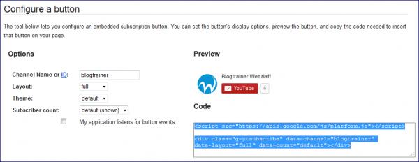 configure-youtube-button
