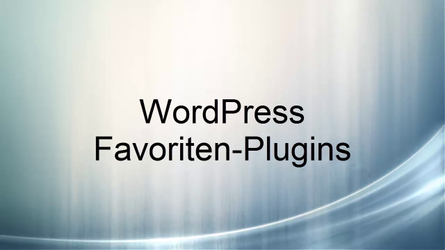 wordpress-favoriten-plugins